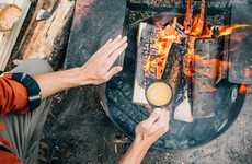 Fireside Tea Concoctions - This Spiked Pumpkin Chai Recipe is Made for Outdoor Fireside Sipping