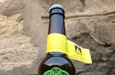 Ultra Concentrated Beers - The Snake Venom Brew from Brewmeister Features a 68% Alcohol Content