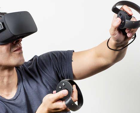 Virtual Reality Handsets
