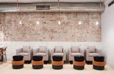 Eco-Friendly Nail Salons - 'Tenoverten' is a New York Nail Salon That Uses Eco-Conscious Products