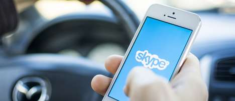 Policing Video Chats - UK Citizens Can Now Report & Discuss Less Serious Crimes to Police on Skype