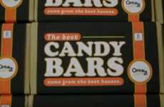 Oversized Chocolate Bars - Century 21 Created a Giant Halloween Candy Bar Promotion