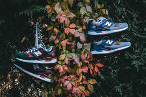 These New Balance 530 Sneakers Have a Perfect Fall Palette