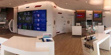 Futuristic Postal Offices - Canada Post's New Postal Office Has a Self-Serving Shipping Kiosk