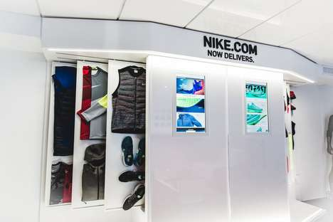Expanding Sportswear Online Shops - Nike.com Finally Delivers to Canada