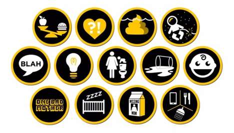 Parental Merit Badges - The 'Parent Merit Badge' Honors Overlooked Accomplishments of Parents