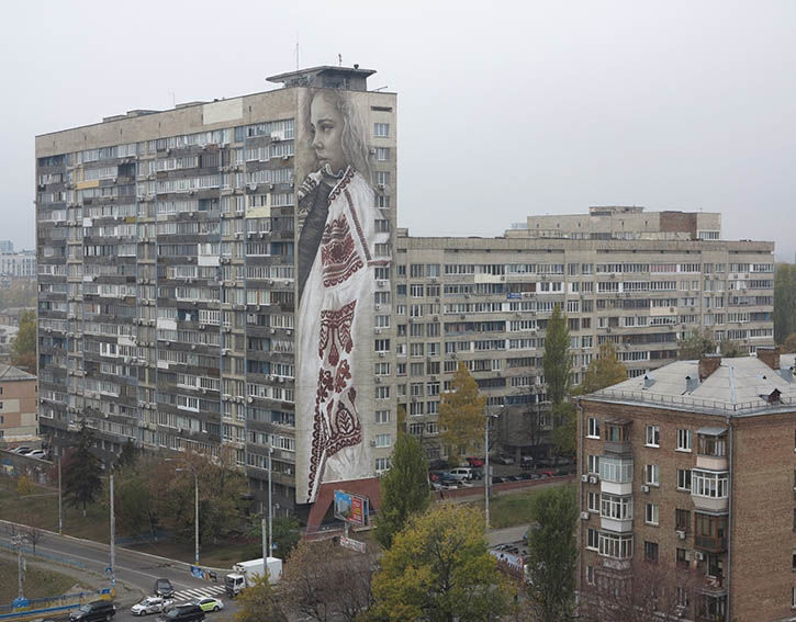 Giant Photographic Murals