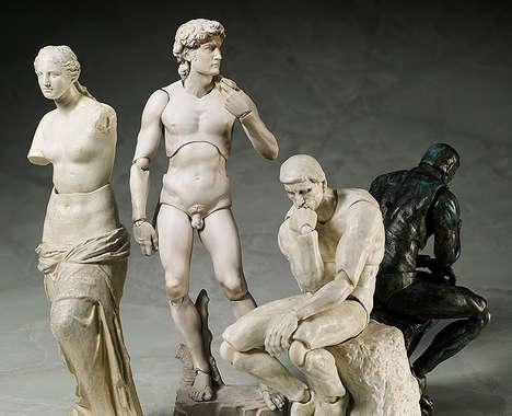 Art History Action Figures