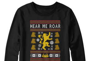 These Sweater Designs are Based on the Game of Thrones Series
