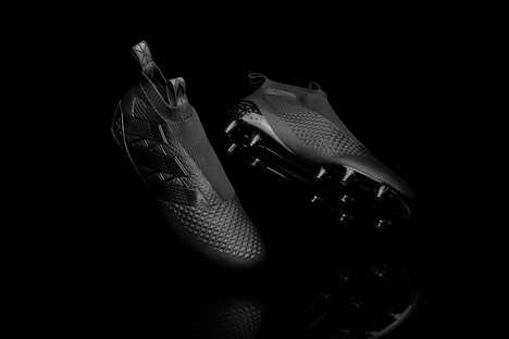 Laceless Soccer Cleats - This New adidas Boot is the Brand's First-Ever Laceless Soccer Model