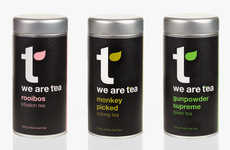 Ethically Sourced Teas - This Line of Loose-Leaf Tea is Procured from Artisan Producers