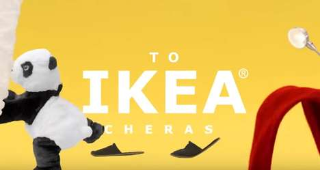 Punny Furniture Ads - IKEA Malaysia Promotes Its Upcoming Sale with Various IKEA Puns