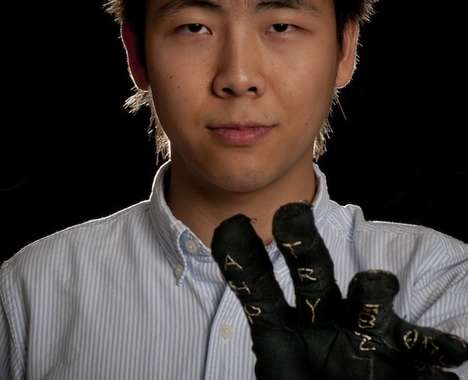 One-Handed Keyboard Gloves