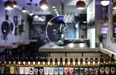 Craft Beer Cafes