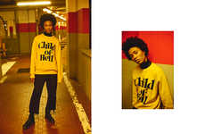 Italian Subway Editorials - This Highsnobiety Fall Photoshoot Features the Season's Best Streewear