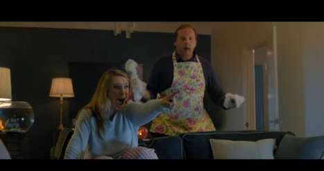 Screaming Lottery Commercials - This Halloween Lottery Ad Features a Screaming Couple