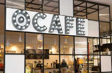 Department Store Cafes - Target Unveiled Its New Store Layouts that Incorporate Large In-Store Cafes