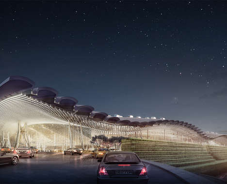 City-Inspired Airports