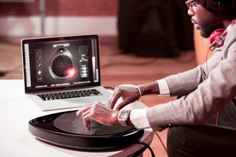 Gesture-Controlled Instruments - The Titan Reality Pulse Turns Mid-Air Gestures Into 3D Music