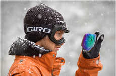 Interchangable Ski Goggles