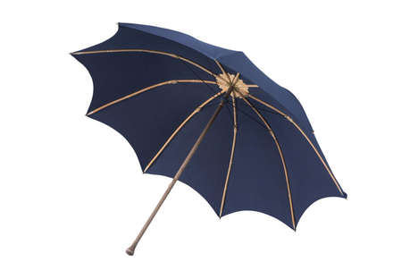 Artisinal Luxury Umbrellas - This Limited-Edition Umbrella from 'visvim' Costs $8,000 Dollars