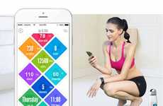 Comprehensive Health-Tracking Devices - The 'Oaxis Wellness Suite' Helps Users Improve Their Health