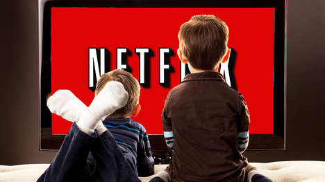 Shortened Bedtime Shows - There are Now 5-Minute Netflix Kids Shows for Children Negotiating Bedtime