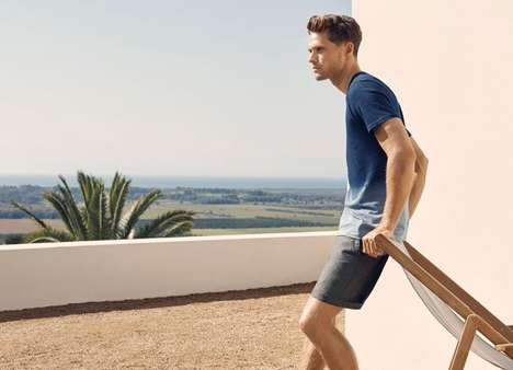 Preppy Australian Resort Wear - The Country Road High Summer Collection Features Comfortable Fabrics