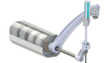 Robotic Surgical Arms - This Surgical Arm Can Hold and Grasp Surgical Tools