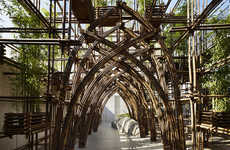 Bamboo Forest Pavilions