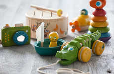 Sustainable Rubber Toys