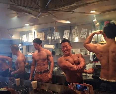 Novelty Macho Restaurants