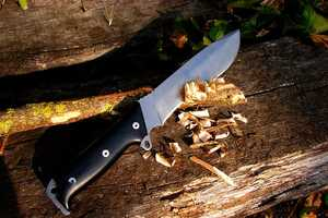 This Survival Knife Comes with a Number of Additional Tools and Uses