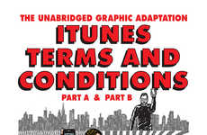 This Artist Turned the iTunes Terms & Conditions Guide Into a Comic