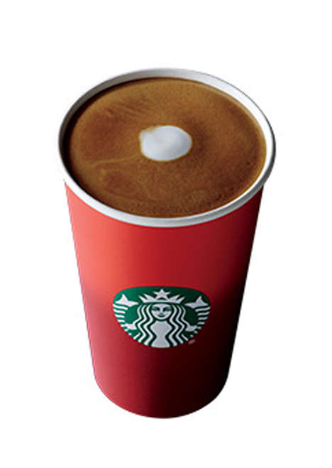 Spicy Holiday Espresso Drinks - The New Winter Starbucks Drink is Spicy, Frothy and Delicious