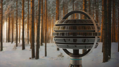 Cinematic VR Cameras - The 'Lytro Immerge' is Designed to Capture 360 Degrees of VR Footage