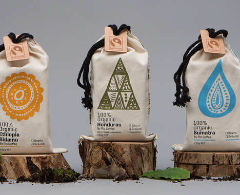 Climate-Branded Coffees