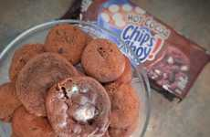 DIY Hot Cocoa Cookies