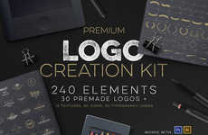 DIY Logo Design Kits