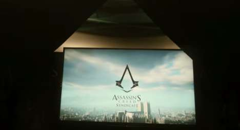 Recreated Video Game Pranks - This 'Assassin's Creed' Preview Event Was Turned into a Fight Club