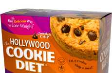 Meal-Replacing Cookies - Hollywood Diet's 'Cookie Diet' Satiates Hunger and a Sweet Tooth