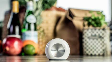 Grocery-Ordering Gadgets - The Hiku Scanner Lets You Avoid Going Shopping For Groceries