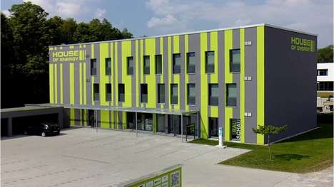 Energy-Passive Houses - The Energy House is the World's First 'Passive House Premium' Building