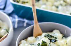 This Gnocchi Recipe is a Variation on the Classic Macaroni and Cheese