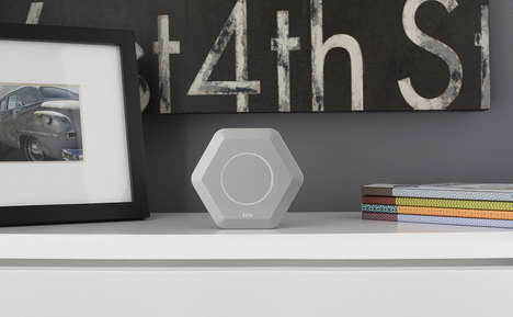Easy Setup WiFi Routers - Luma's 'Surround WiFi' Uses Multiple Routers for Better Internet Signals