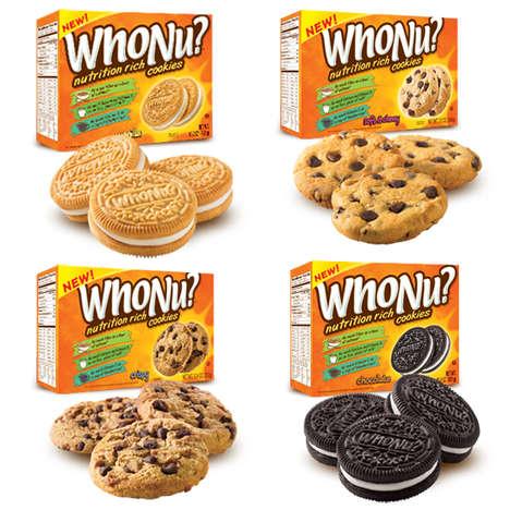 Healthfully Remixed Cookies - Healthy Cookies from WhoNu? Reimagine Consumer Favorites