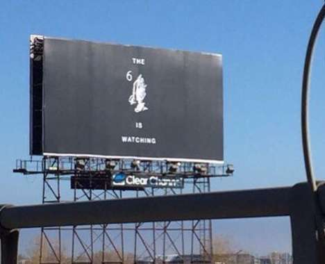 Omniscient Rapper Billboards