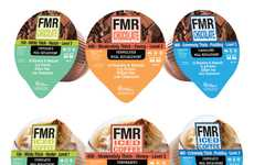 Meal-Supplementing Puddings - These Pudding Cups from FMR Chocolate are Equivalent to a Full Meal