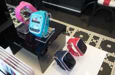 Touchscreen Tracking Smartwatches - The GizmoGadget is Designed For Bigger Kids With Anxious Parents