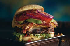 Wine-Inspired Holiday Burgers - Red Robin's Mad Love Burger is Available for the Holiday Season